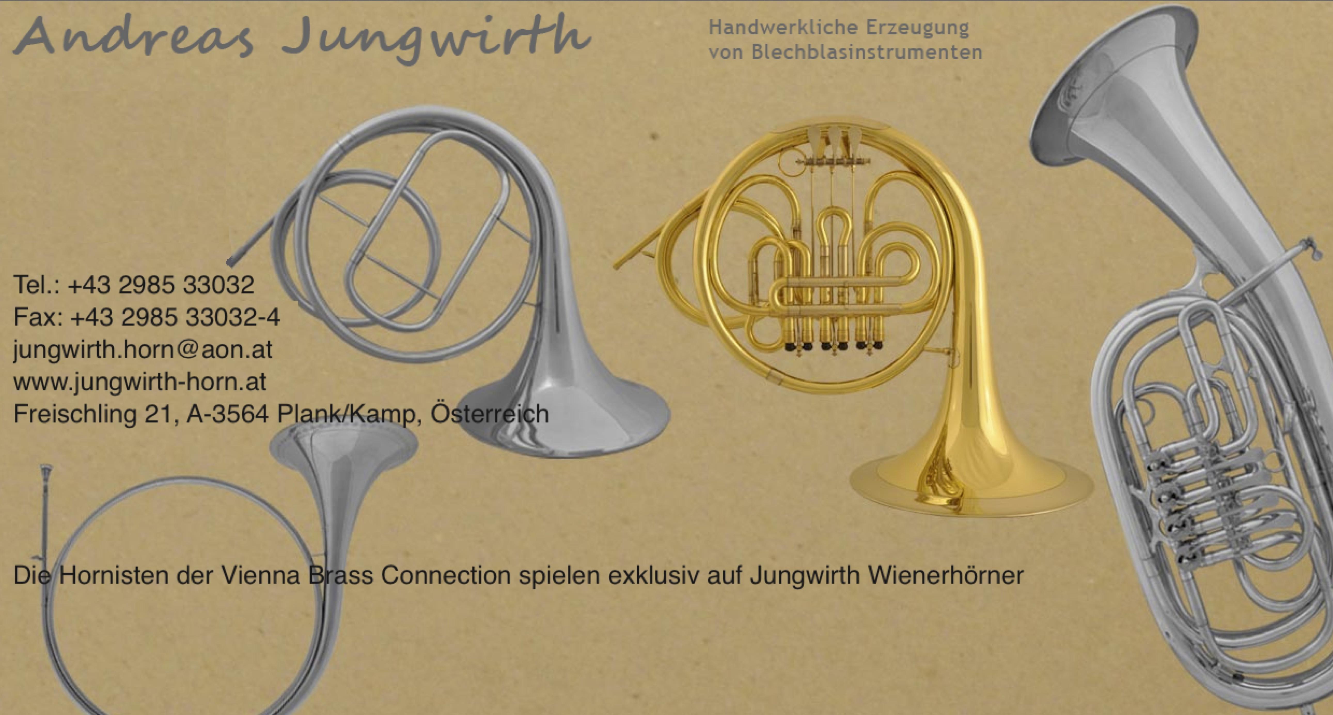 Jungwirth logo